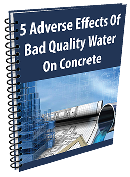 5 Adverse Effects of Bad Quality Water on Concrete - Need for Construction Water Testing construction water testing Construction Water Testing and Analysis Construction 3D Book web